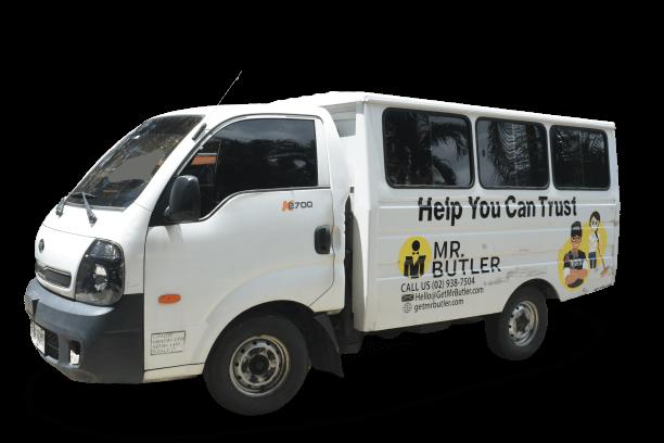 mr. butler transport