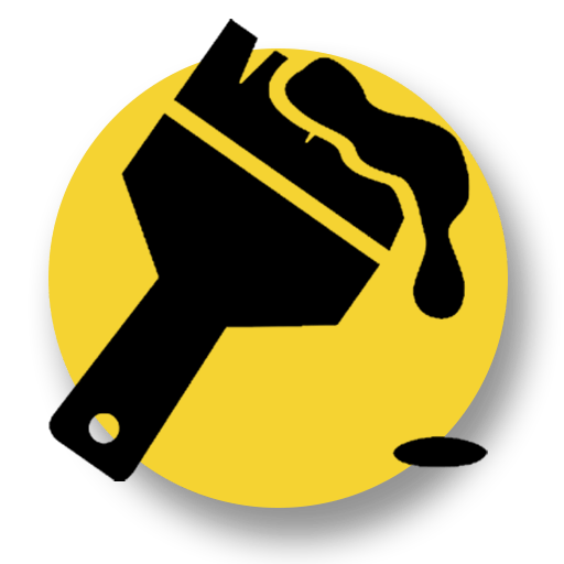 Paint Jobs Yellow Icon