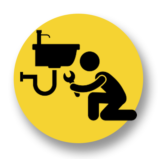 Plumbing Yellow Graphic
