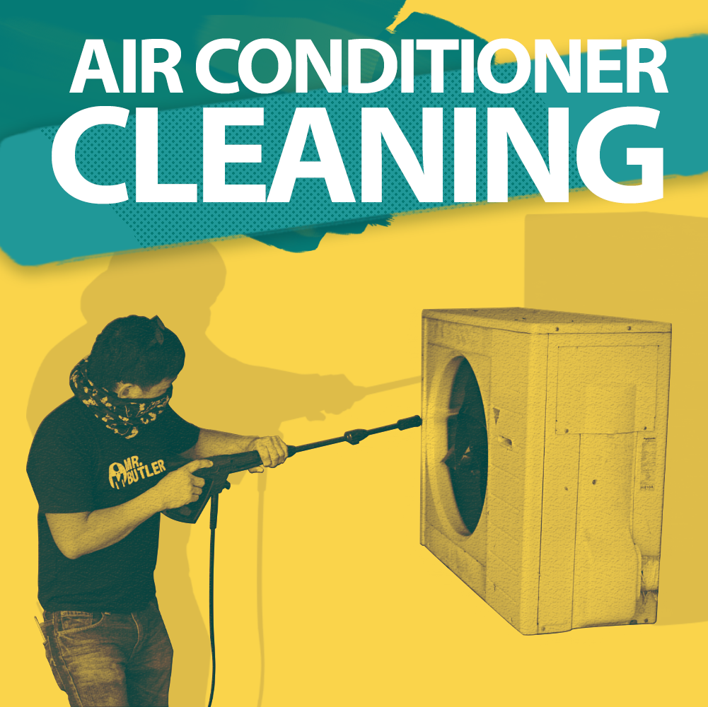 Aircon Cleaning Hero Image