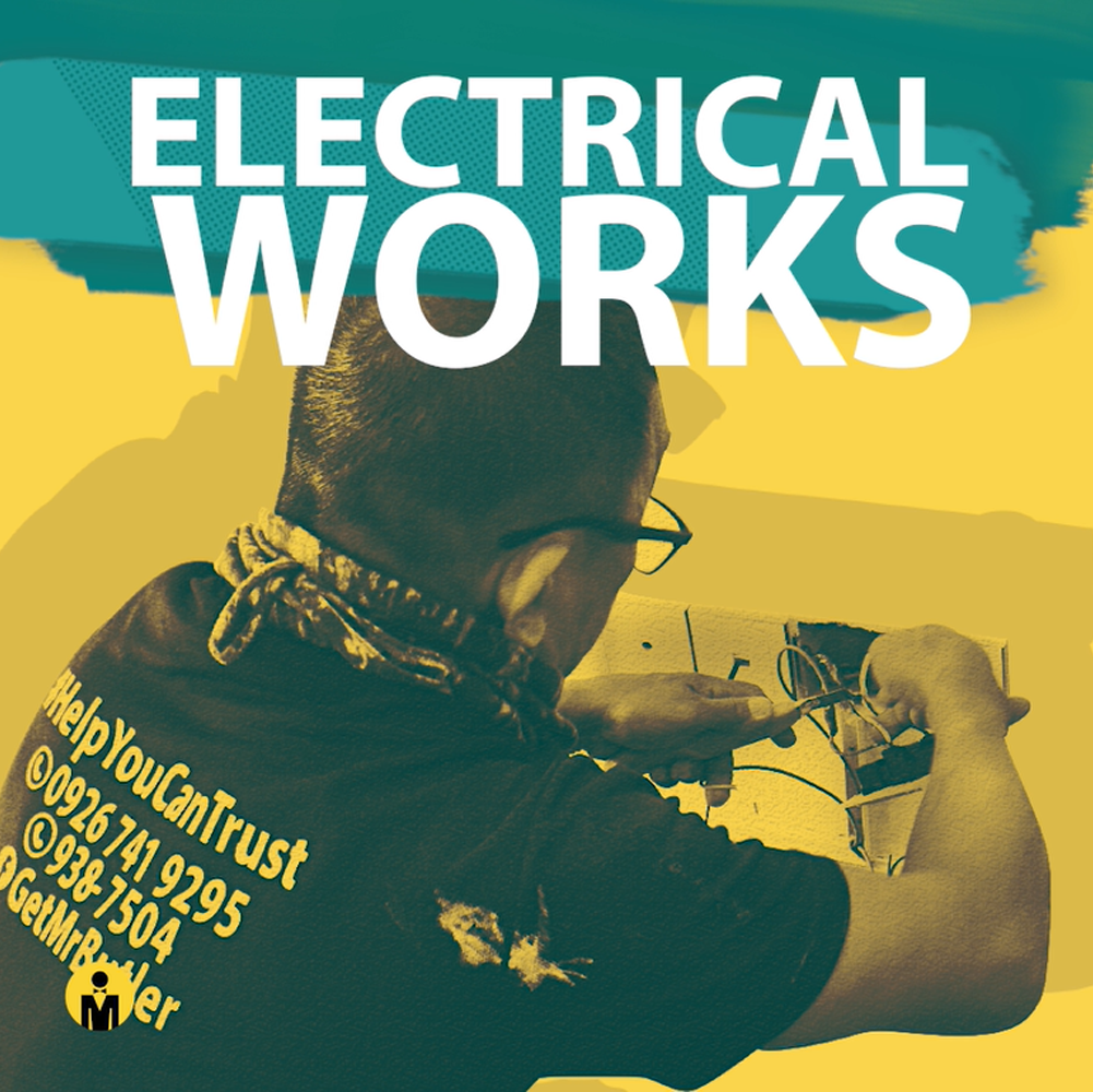 Electrical Works Hero Image