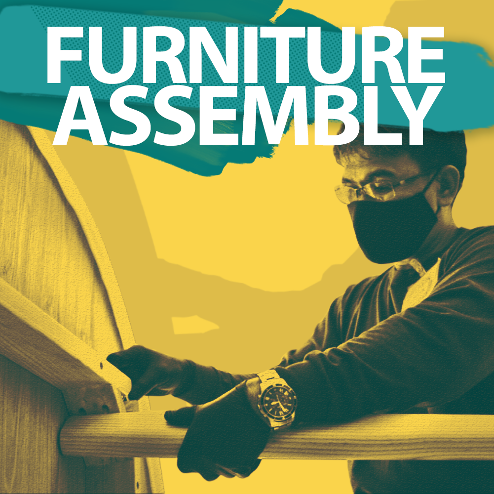 Furniture Assembly and Installation Hero Image