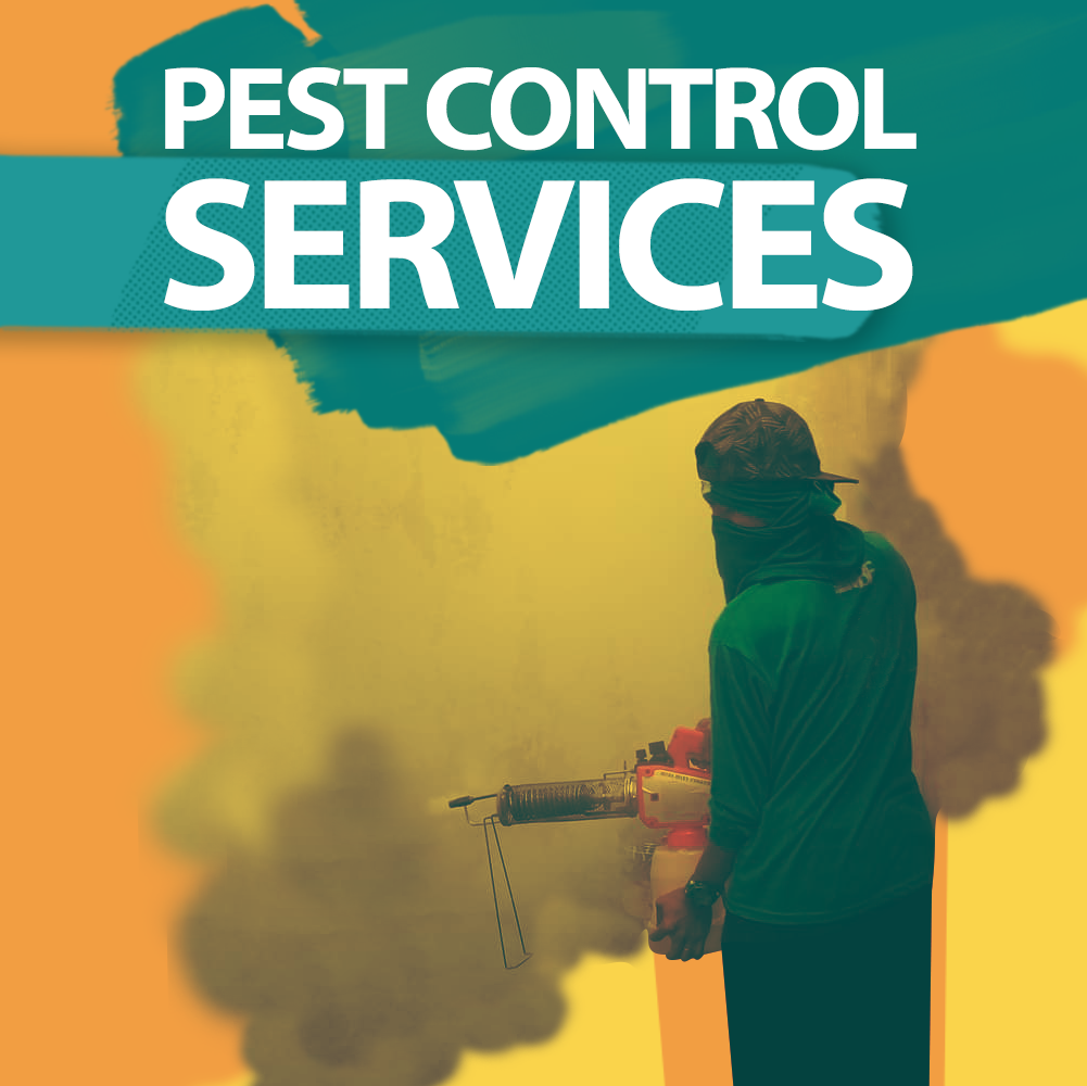Pest Control Services Hero Image