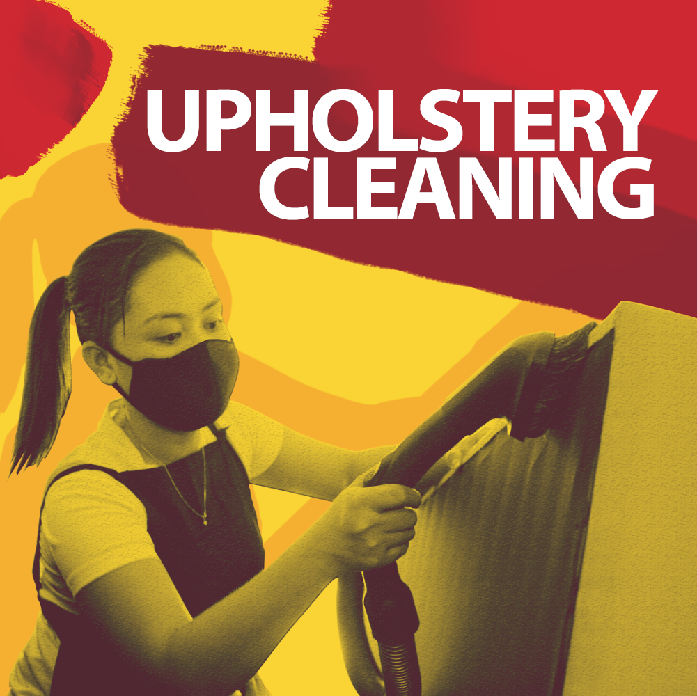 Upholstery Cleaning Hero Image