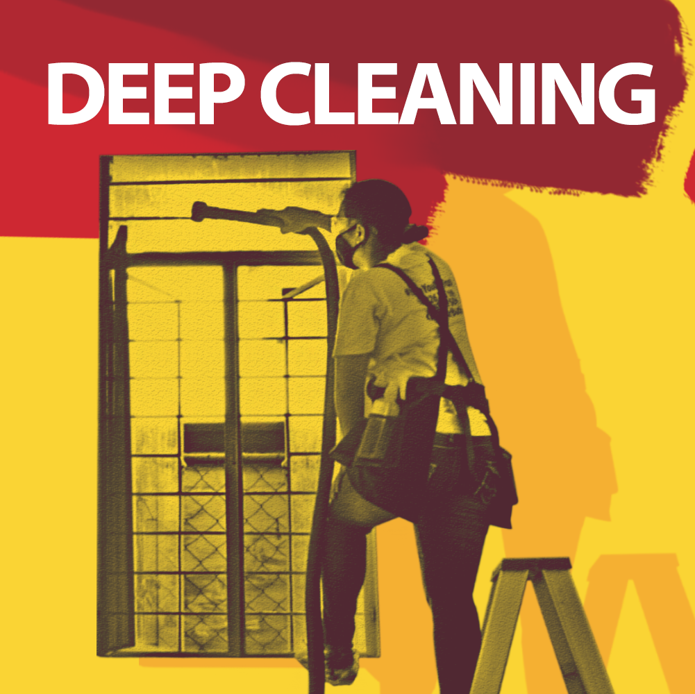 Deep Cleaning Services for Residential Spaces Hero Image